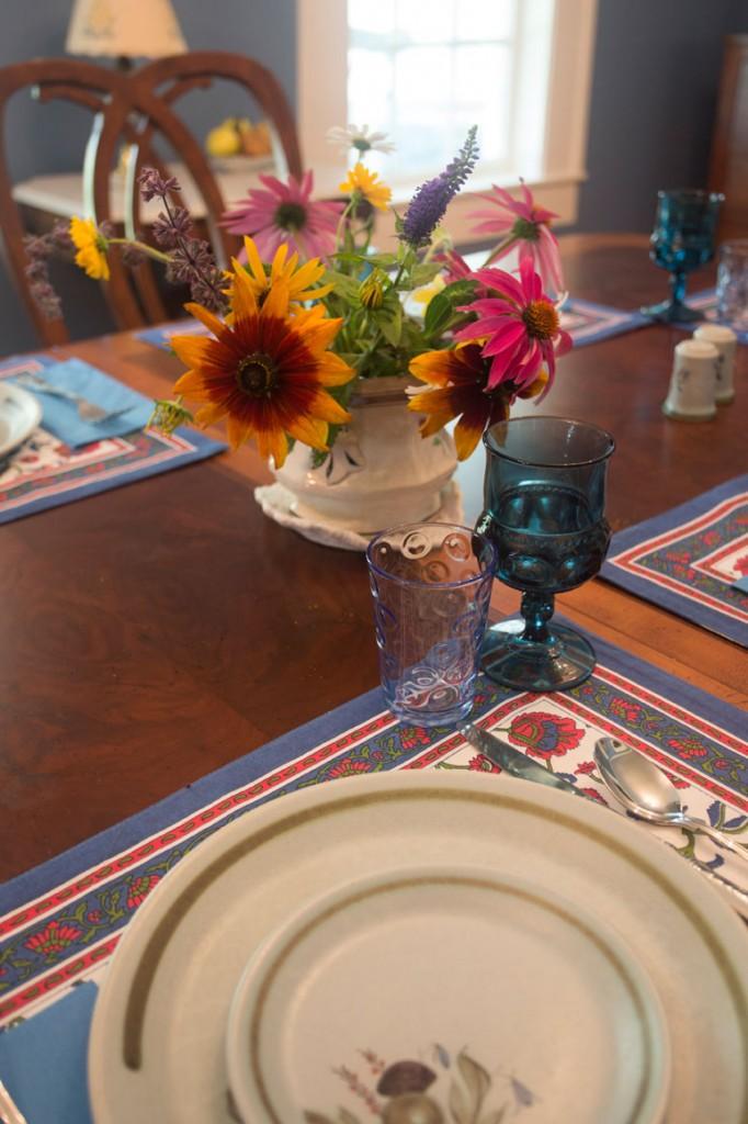 Dining Room, Captain Kinne House B&B, Ovid, NY