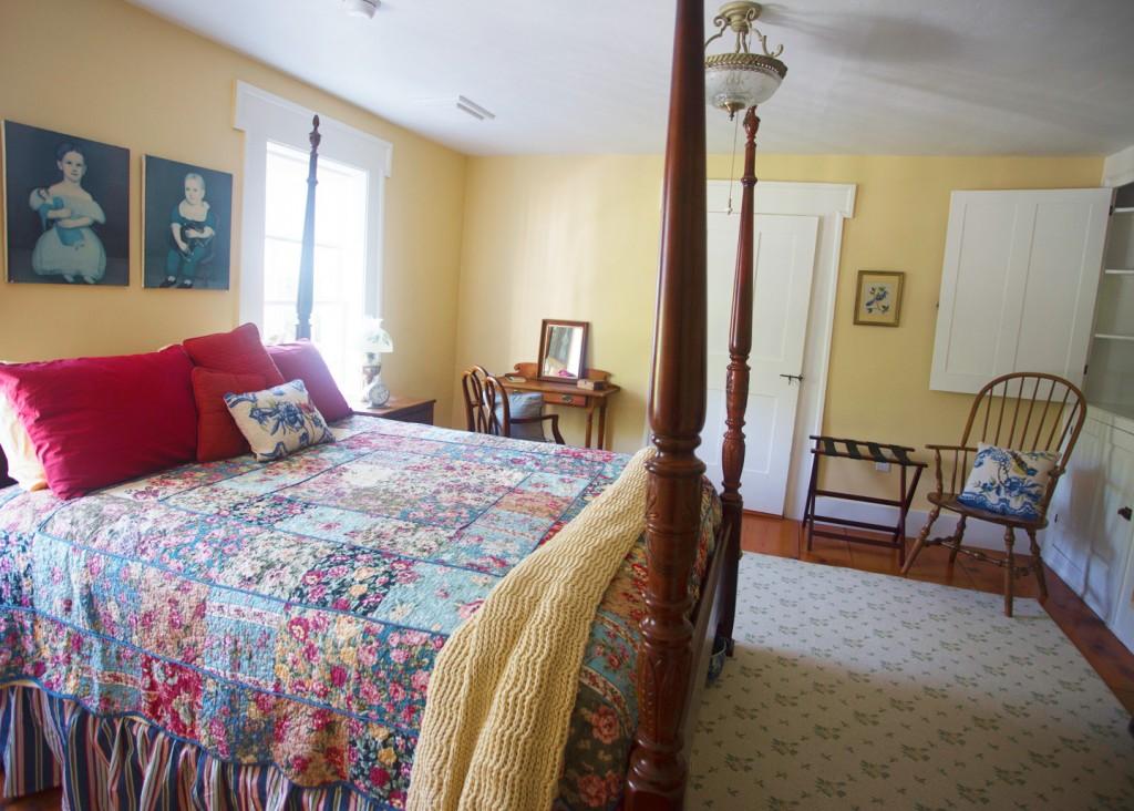 Meadowview Suite, Captain Kinne House B&B, Ovid, NY